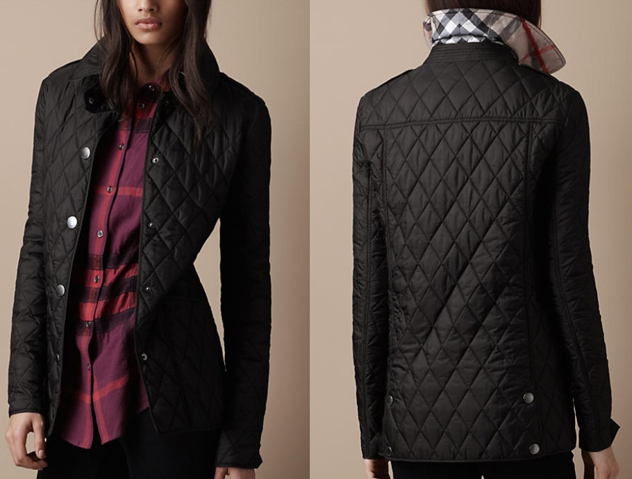 Куртки Burberry