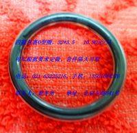 耐油耐溶剂密封圈四氟包裹O型圈,规格齐全非标定制交货快捷