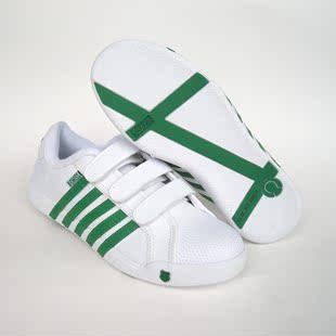 欧美款盖世威魔术贴男鞋防滑休闲鞋 低帮板鞋运动鞋特价 5色