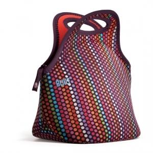 Personalized US BUILT laptop bag stylish portable storage bag picnic bag Cosmetic Apple Digital Kit