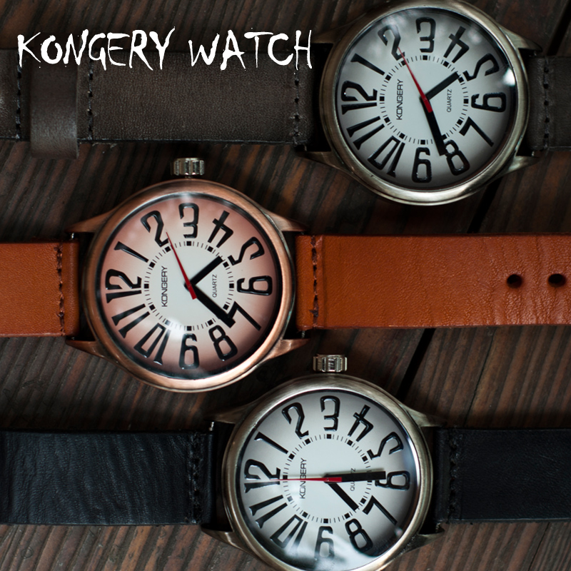 Часы Kongery Электронные Нейтральная форма Китай 2011