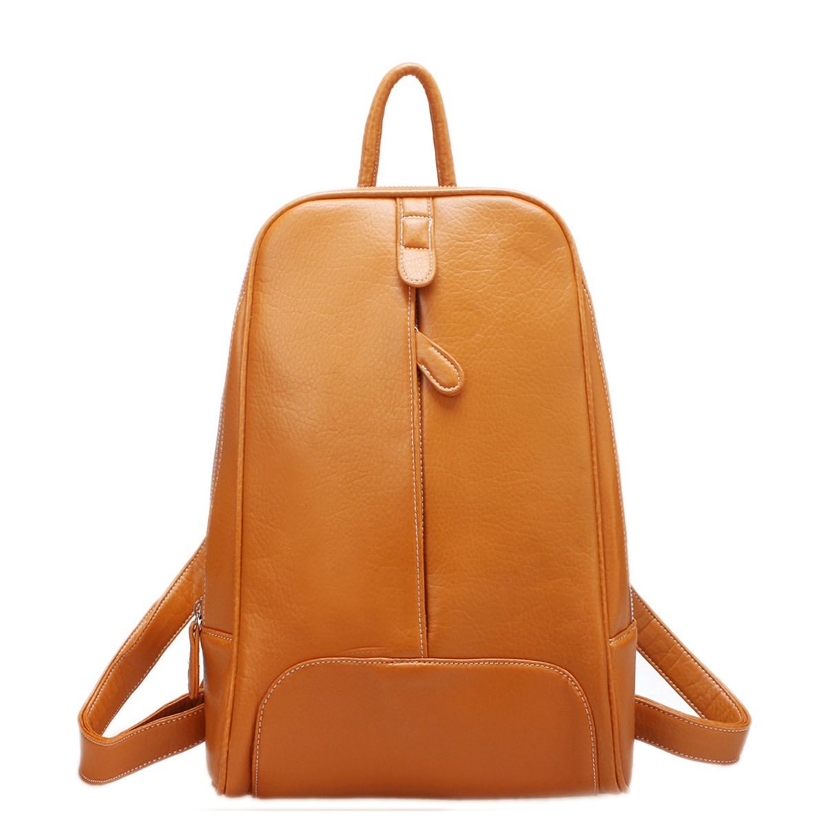 Quality Litchi Pattern Leather Casual Bags Vitality Ladies ...