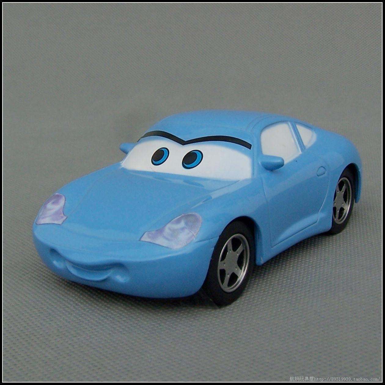 Модель машины Тянуть обратно сплава автомобиль модели игрушка Салли Салли автомобили Автомобили игрушки