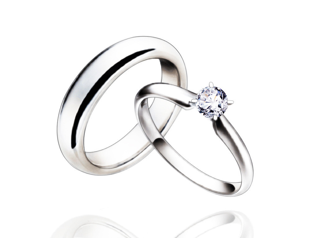 bvlgari wedding rings