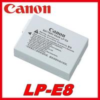 佳能原装锂电池 LP-E8 CANON 700D 550D 600D LPE8