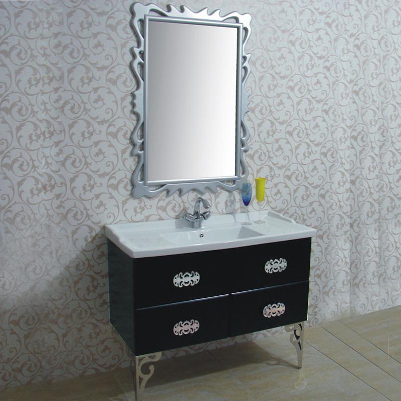 进口橡木浴室柜9309