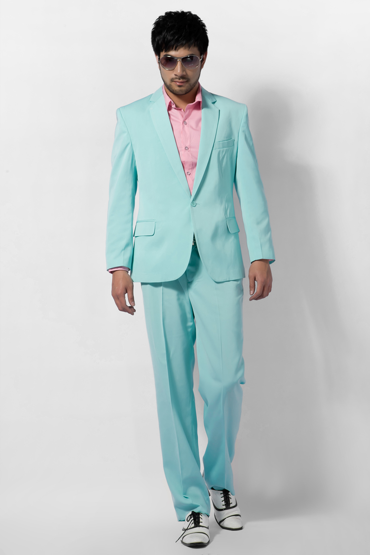 the gallery for gt baby blue suits