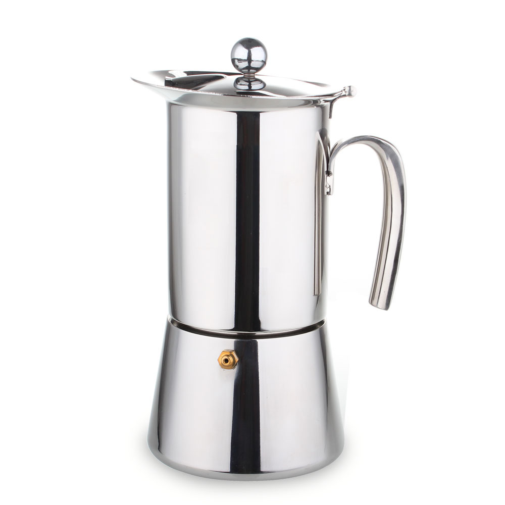 Italian Coffee Maker Stainless Steel : Alf img - Showing > Italian Coffee Maker Stainless Steel