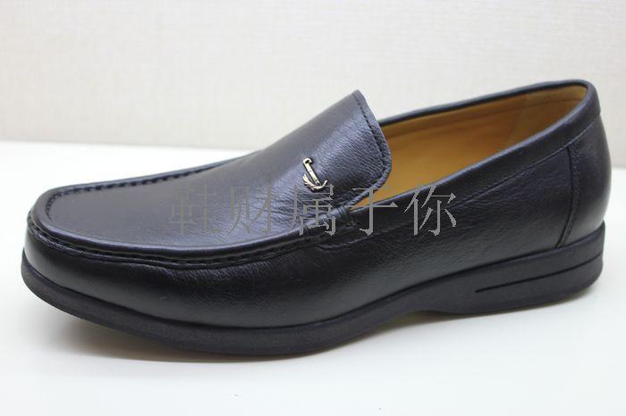 Демисезонные ботинки Crocodile 1395048 Для отдыха Верхний слой из натуральной кожи Круглый носок Без шнуровки Весна и осень