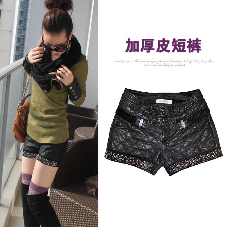Женские брюки muzi3157 Шорты, мини-шорты Другая форма брюк