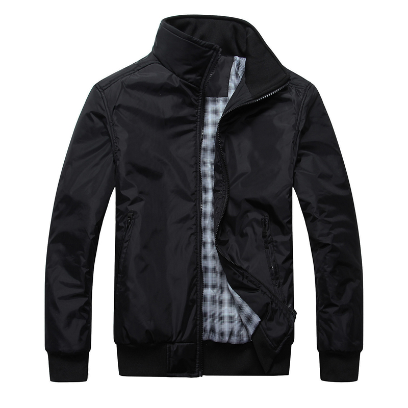 Clearance specials winter clothing new men's padded collar coat men's warm jacket coat cotton clothing men's clothing