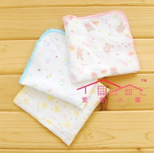 Baby-friendly house hot @ sold months 10,000 bath towel double gauze handkerchief WS041 b