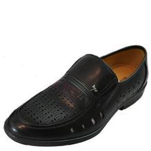 6096专柜正品红蜻蜓男单鞋带洞皮鞋新款休闲舒适柔软牛皮超级透气图片