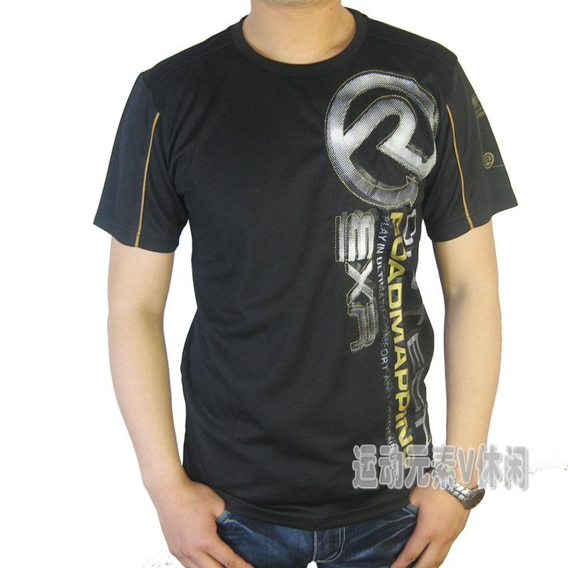 Спортивная футболка EXR e55nxi Стандартный Воротник-стойка Нейлон Защита от ультрафиолетового излучения, Ультралегкие, Влагопоглощающие, Суперэластичные Рисунок, Надпись, Контрастные цвета, Градиент, Логотип бренда