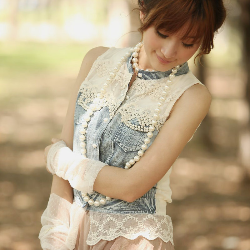 Женская жилетка Double Heart a6886 Doubleheart2012