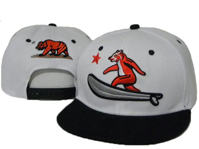 бейсболка 限量狠货california republic snapback 帽子 可调节棒球帽平檐帽
