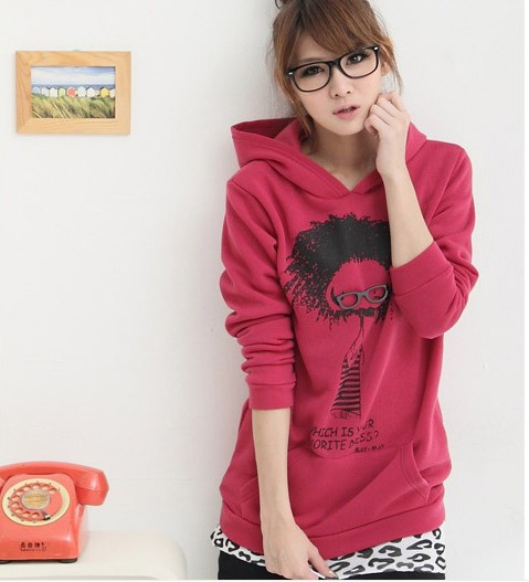 Long Womens Hoodies