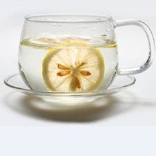 Lemon lemon tea freeze-dried fruit lemon slices of lemon tea herbal tea bag mail art class quality