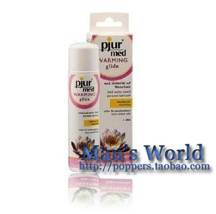 Смазка PJUR Med WARMING Glide 100ML Разные