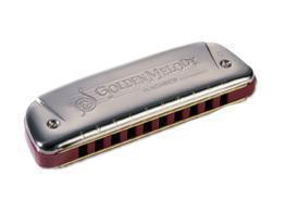 губная гармонь Hohner  Golden Melody
