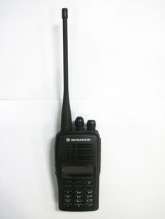 Lithium battery walkie-talkie, walkie-talkie MOHANTON Mount Hantong AT-v81 high power 5W
