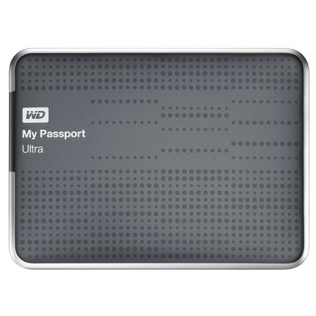 Съемный жесткий диск WD Western Digital My Passport Ultra USB3.0 500G