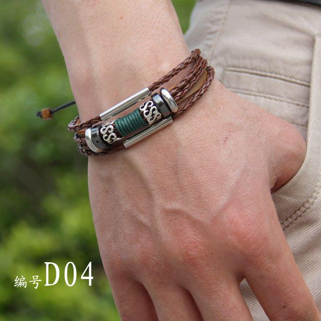 Taobao Bracelet Men S Korean Fashion Bracelets 2017 New Style