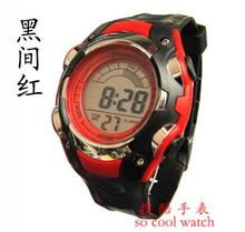 R/MINGRUI/student watches/sport watches electronic watch/three color display Men's watch