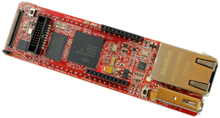 LPC4088 QUICKSTART BOARD (Embedded Artists)