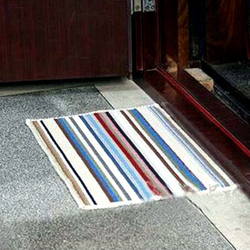 [Three gold crowns] color floor mat door carpet doormat mat mat absorbent mats 34X54CM