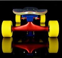 小鱼板包邮 香蕉板 枫木滑板 公路板 crash新品复古板 迷你长板