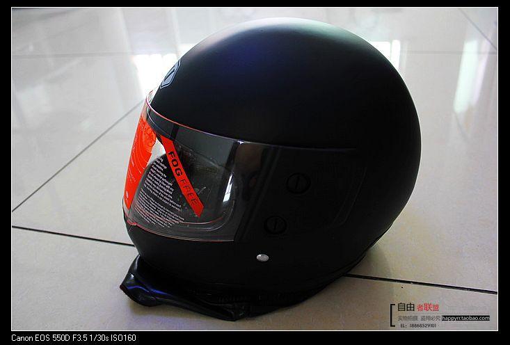 Тюнинг мотоцикла Helmet