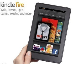 Планшет Amazon  Kindle Fire Hd(8g)