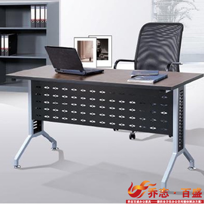 Qiaozhi computer desk office desk simple wood desk student desks 1.4 1.6 1.8m QZ-16