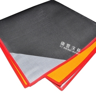 Premium Mahjong tiles muffle blanket pad universal mat up to one meter with 4 pockets for a variety of desktop