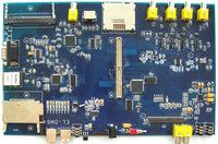 达芬奇DM6446开发板 6446EVM板44针硬盘口CF minipci【北航博士店