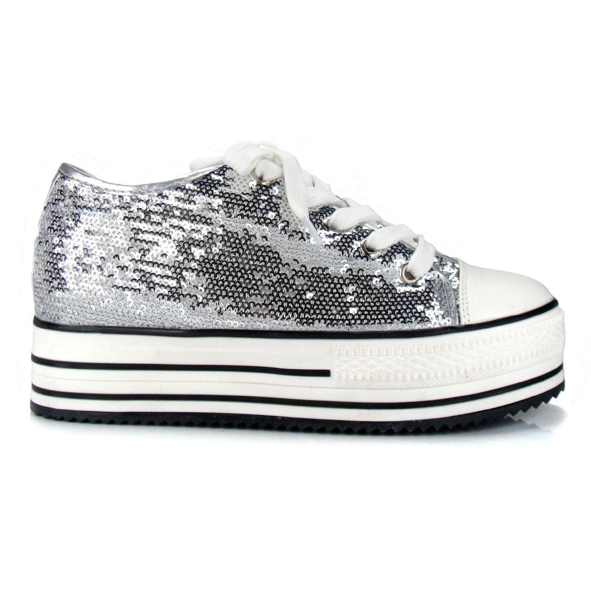 туфли Платформа Обувь на толстой подошве с увеличением плоского кружева атласной ткани Обувь женская обувь