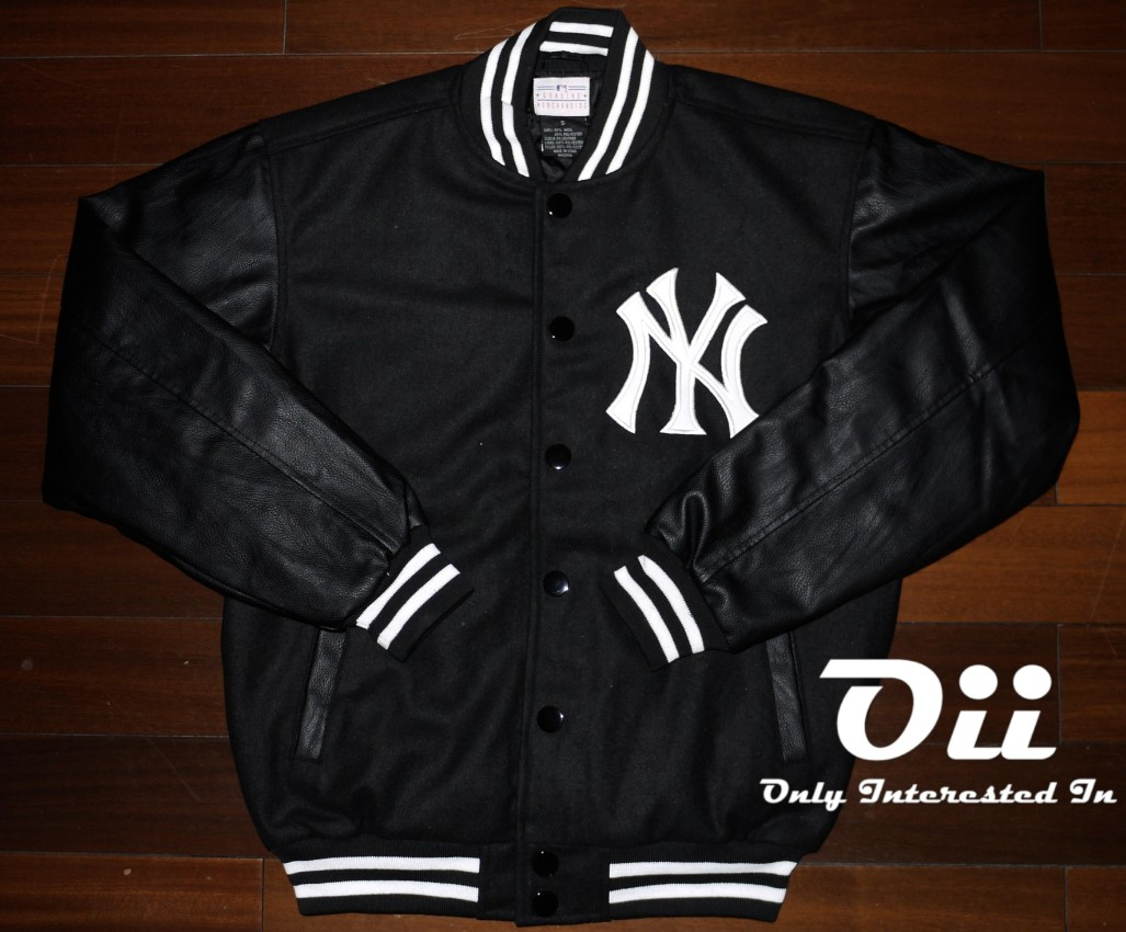 Куртка American baseball jackets NY NBA