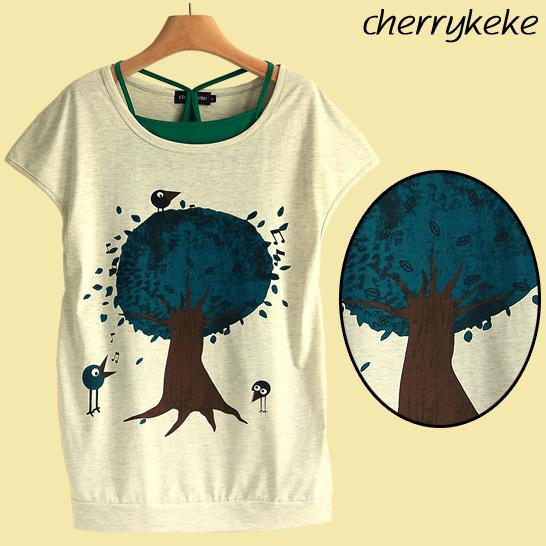 春装2012新款 短袖 T恤 女装韩版夏季大码打底衫宽松长款白色女款
