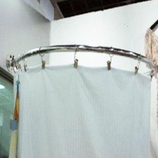 热卖特价可移动试衣间 简易试衣圈换衣架 服装店上墙侧挂壁挂货架