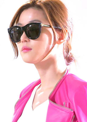 You BALMAIN Balmain hyun polarized sunglasses female stars from the same paragraph sunglasses thousand Iraqi Chung