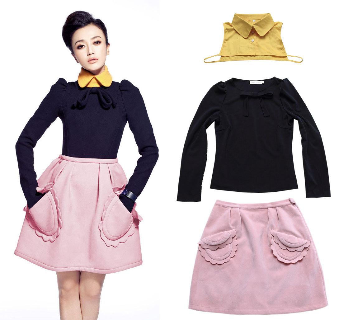 Женское платье 3358 2012 Miumiu Осень 2012 Разные