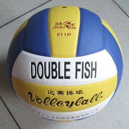 мяч для волейбола Double fish 511p ()