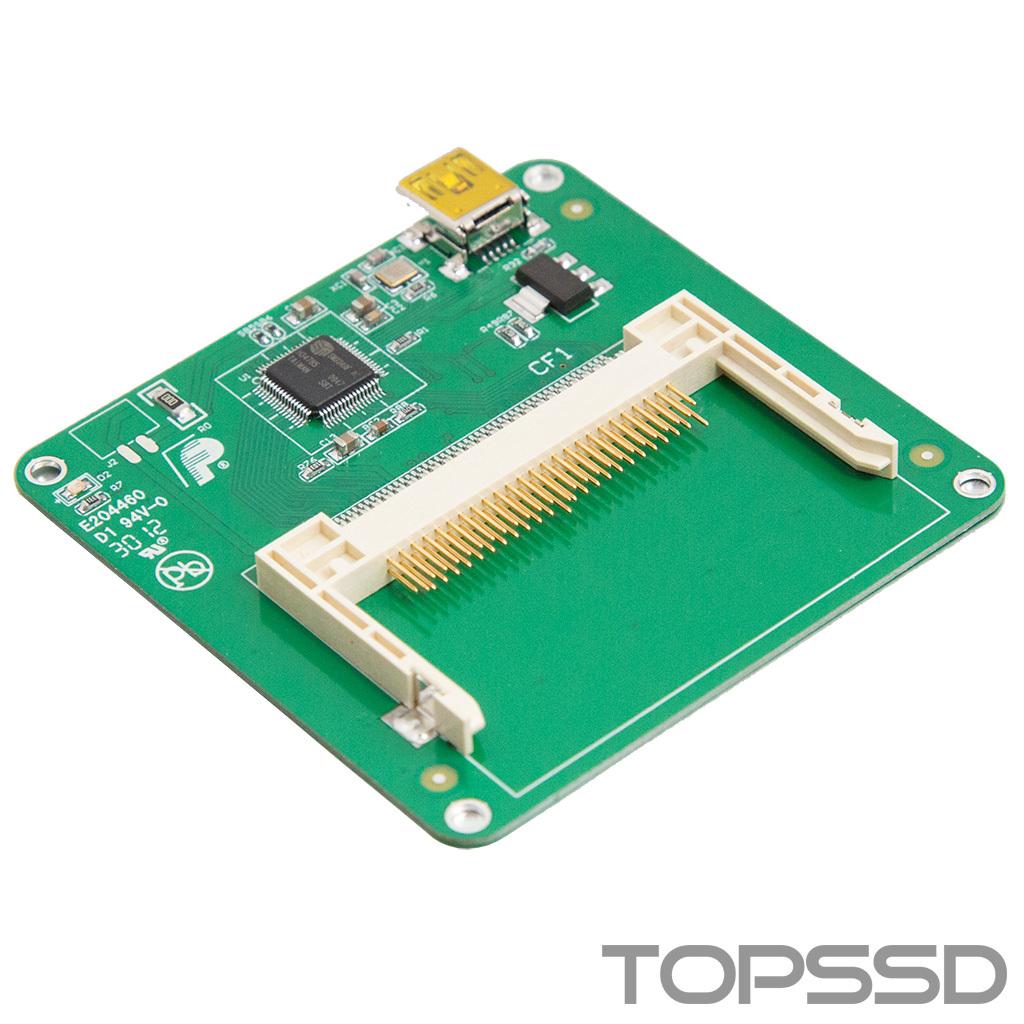 Карта памяти для ПК   TOPSSD ™ CF USB2.0