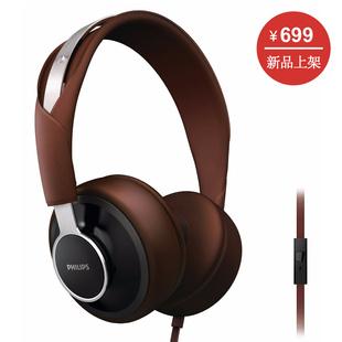 CitiScape胡同 头戴式耳机SHL5605复古设想潮流之选 飞利浦旗舰店