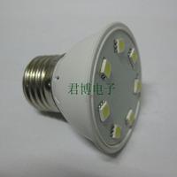 7贴片5050 LED节能灯 LED灯泡 超亮零光衰 E27灯头 君博亚