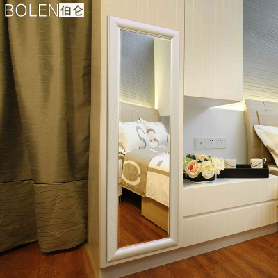 BOLEN body length mirror mirror mirror pastoral landing / dressing mirror fashion simple Korean 0053