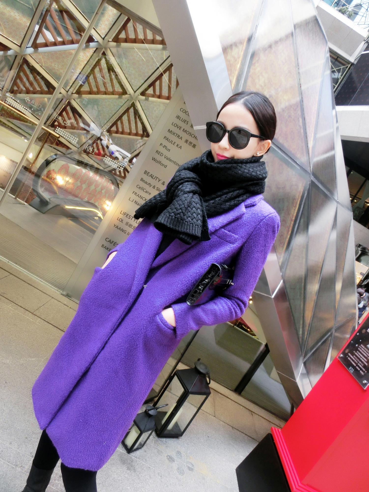 【13C】韩国 别致紫色