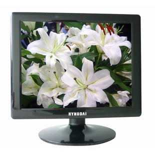 Standard 15-inch LCD monitors and TVs modern shocking prices 245 yuan 300 yuan