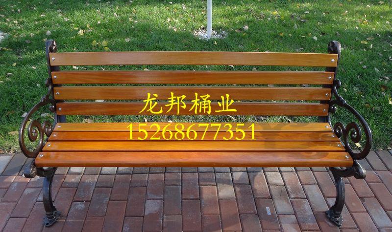 Лавка для парка 公园休闲椅 户外休闲椅 长椅 公园椅 园林椅 木椅 景区休闲椅